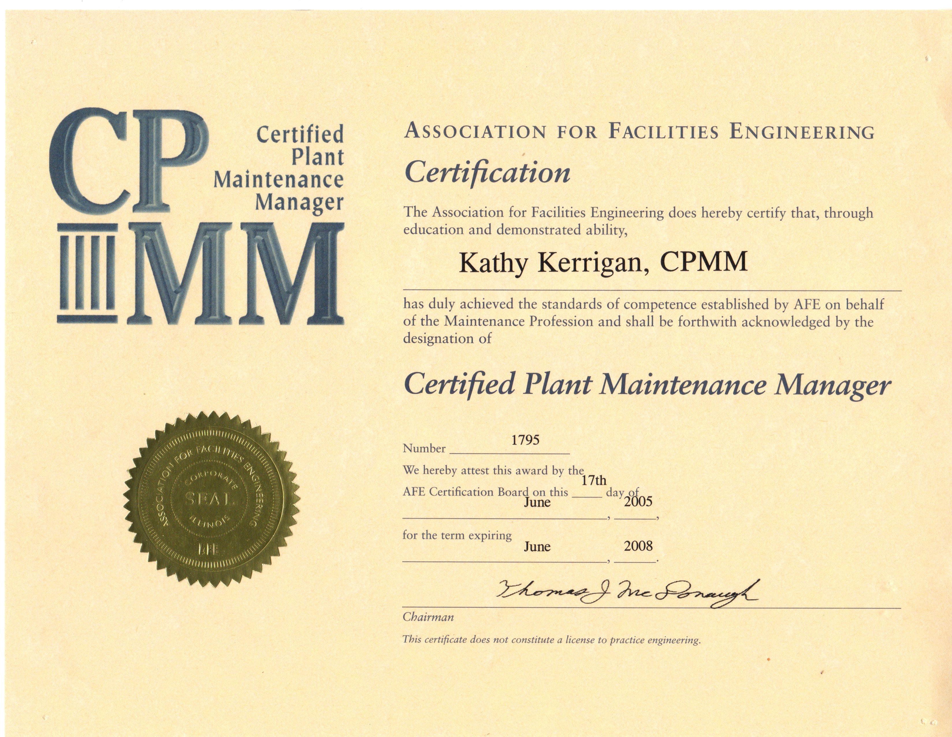 CPMM 022
